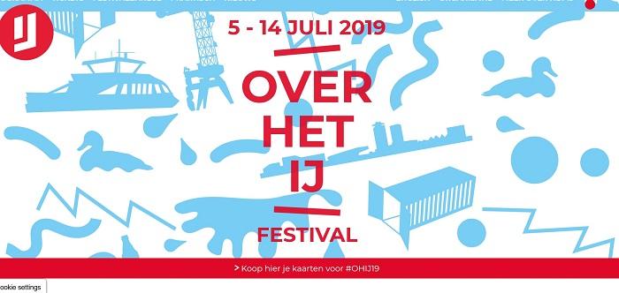 5 juli - 14 juli 2019 Over het IJ Festival