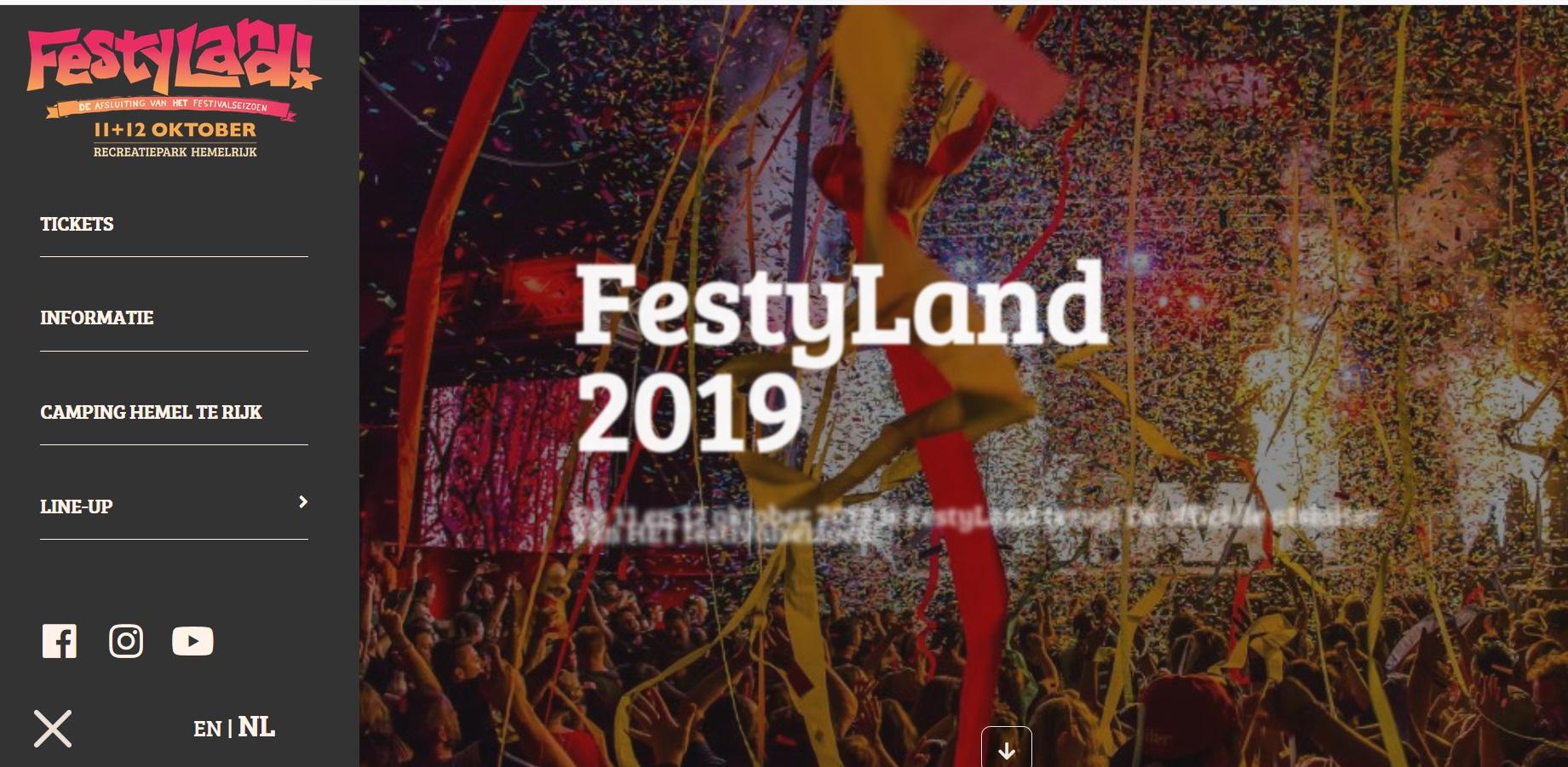11-12 oktober 2019 Festyland Volkel
