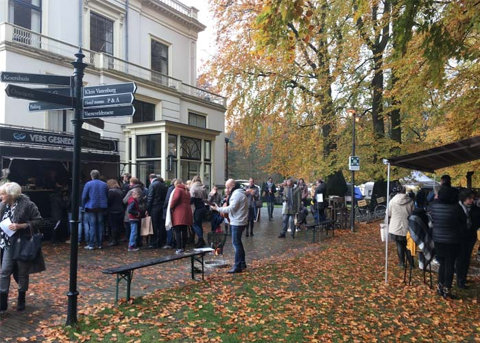 2 november 2019 Bos Fair Kasteel de Vanenburg