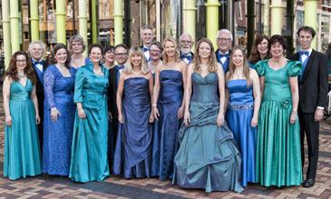 9 februari 2020 Vocal Ensemble GOOG - Gelders opera - en Operette Gezelschap - Zaltbommel Gelderland