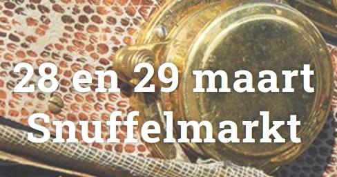 28 en 29 maart 2020 Snuffelmarkt - Haarlemmermeer Noord-Holland